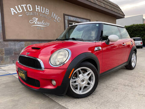 2009 MINI Cooper for sale at Auto Hub, Inc. in Anaheim CA