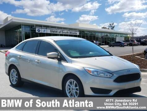 2018 Ford Focus for sale at Carol Benner @ BMW of South Atlanta in Union City GA