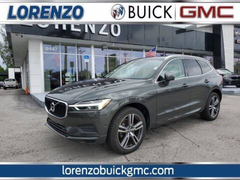 2019 Volvo XC60 for sale at Lorenzo Buick GMC in Miami FL