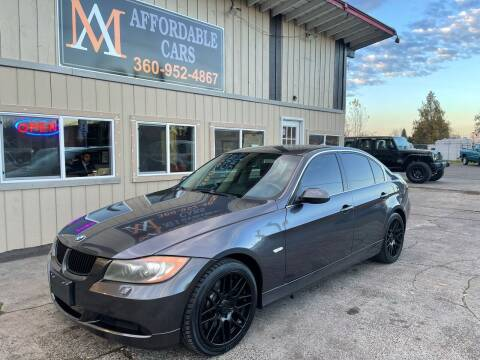 2008 BMW 3 Series for sale at M & A Affordable Cars in Vancouver WA