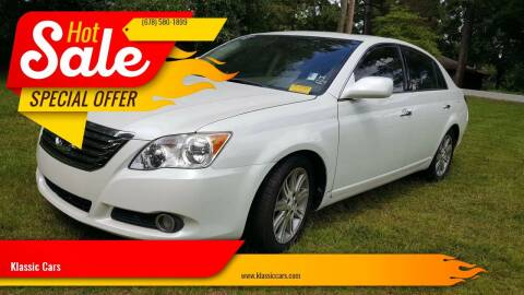2008 Toyota Avalon for sale at Klassic Cars in Lilburn GA