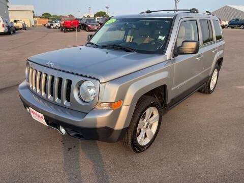2015 Jeep Patriot for sale at De Anda Auto Sales in South Sioux City NE