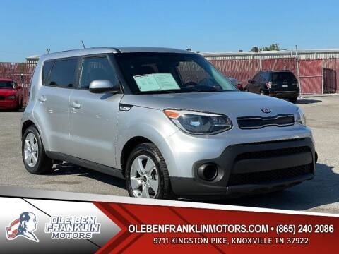 2018 Kia Soul for sale at Ole Ben Franklin Motors Clinton Highway in Knoxville TN