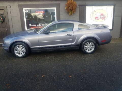 2006 Ford Mustang for sale at Bonney Lake Used Cars in Puyallup WA