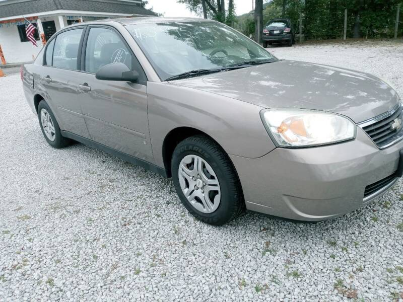 2007 Chevrolet Malibu for sale at Easy Does It Auto Sales in Newark OH