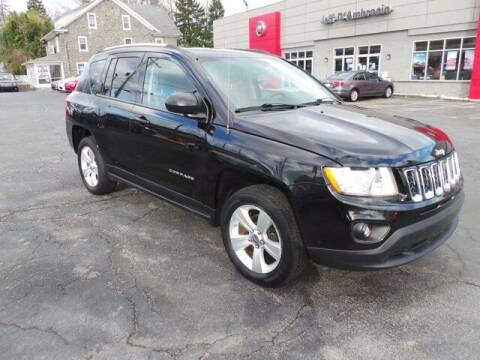 2012 Jeep Compass for sale at Jeff D'Ambrosio Auto Group in Downingtown PA