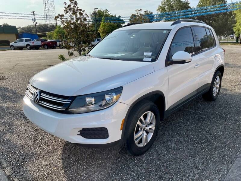 2017 Volkswagen Tiguan for sale at Southeast Auto Inc in Baton Rouge LA