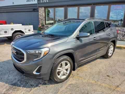 2018 GMC Terrain for sale at Washington Auto Center in Washington IA