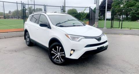 2017 Toyota RAV4 for sale at Maxima Auto Sales in Malden MA