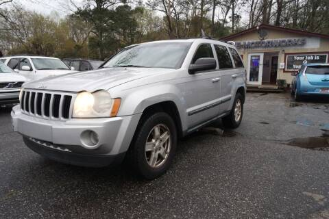 2007 Jeep Grand Cherokee for sale at E-Motorworks in Roswell GA