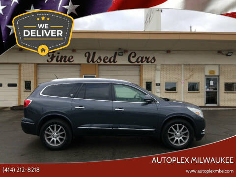 2014 Buick Enclave for sale at Autoplex Milwaukee in Milwaukee WI