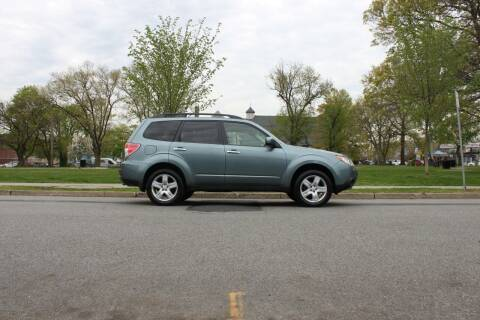2010 Subaru Forester for sale at Lexington Auto Club in Clifton NJ