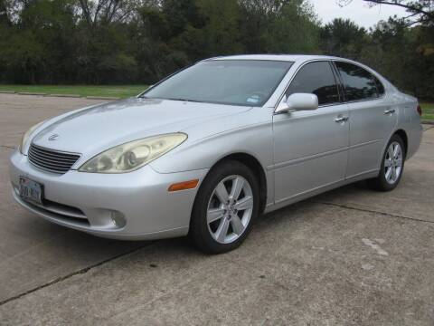2005 Lexus ES 330 for sale at JAYCEE IMPORTS in Houston TX