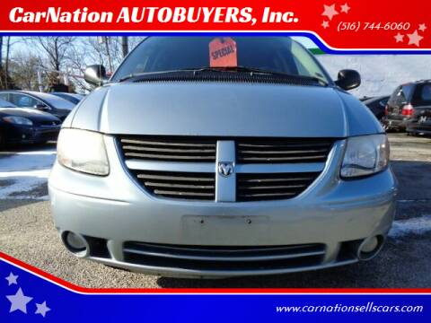 2006 Dodge Grand Caravan for sale at CarNation AUTOBUYERS, Inc. in Rockville Centre NY