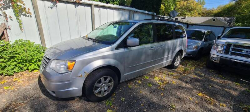 2008 Chrysler Town and Country for sale at Steve's Auto Sales in Madison WI
