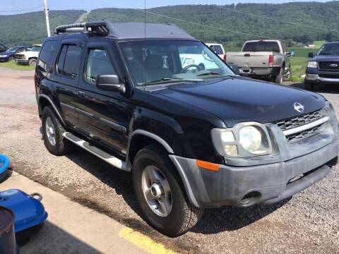 2002 Nissan Xterra for sale at Troys Auto Sales in Dornsife PA