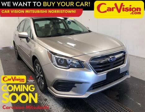2018 Subaru Legacy for sale at Car Vision Mitsubishi Norristown in Norristown PA