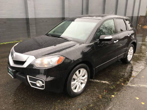 2012 Acura RDX for sale at APX Auto Brokers in Lynnwood WA