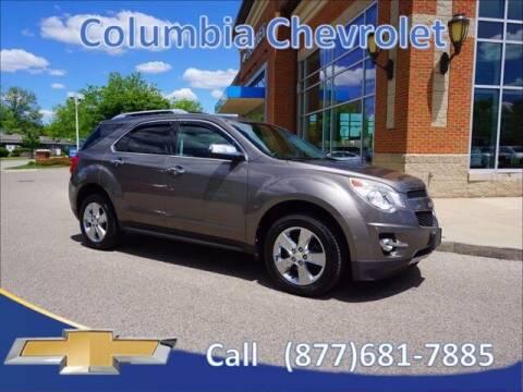 2012 Chevrolet Equinox for sale at COLUMBIA CHEVROLET in Cincinnati OH