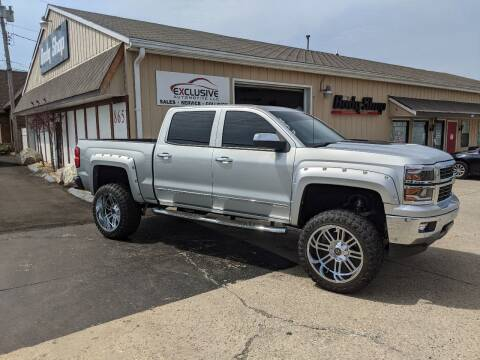 2014 Chevrolet Silverado 1500 for sale at Exclusive Automotive in West Chester OH