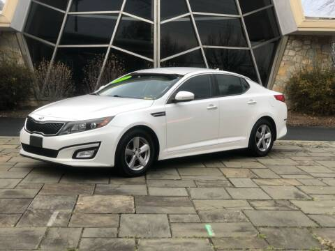 2015 Kia Optima for sale at Glacier Auto Sales in Wilmington DE
