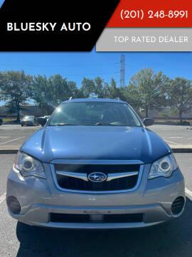 2008 Subaru Outback for sale at Bluesky Auto in Bound Brook NJ