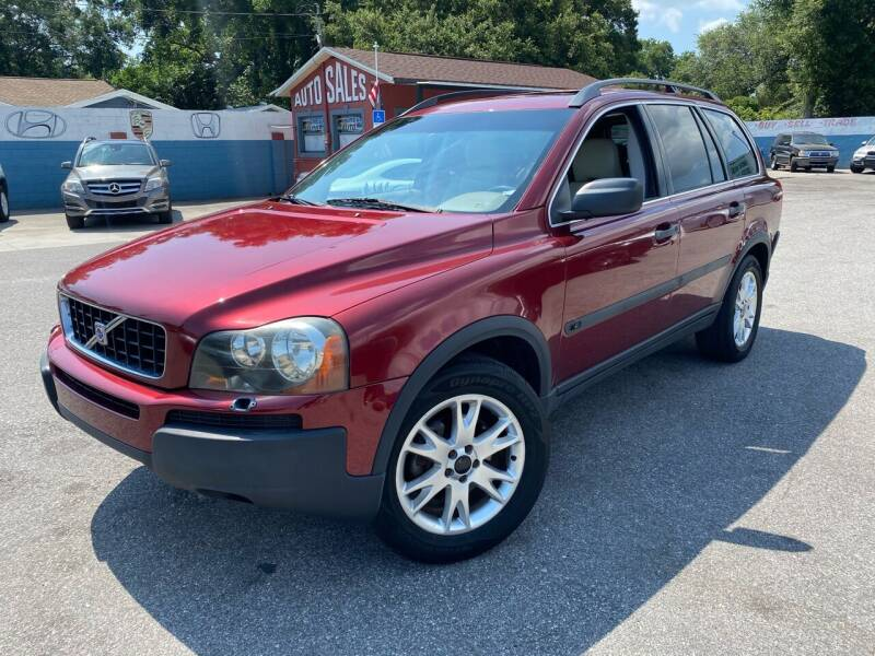 2004 Volvo XC90 for sale in Tampa, FL