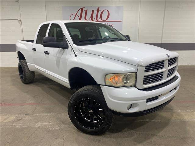 2005 Dodge Ram Pickup 2500 for sale at Auto Sales & Service Wholesale in Indianapolis IN