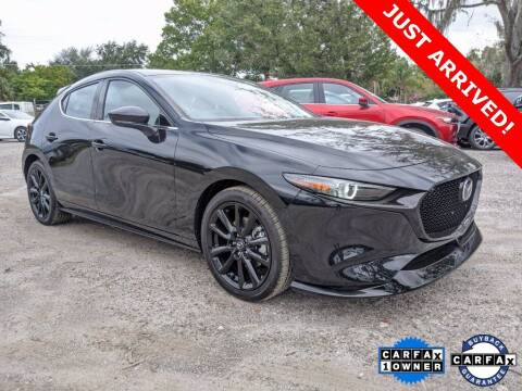 2021 Mazda Mazda3 Hatchback for sale at PHIL SMITH AUTOMOTIVE GROUP - Toyota Kia of Vero Beach in Vero Beach FL