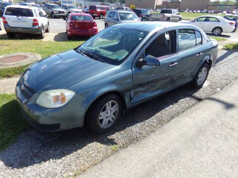 2005 Chevrolet Cobalt for sale at English Autos in Grove City PA