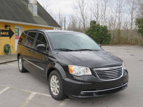 2013 Chrysler Town and Country for sale at Sevierville Autobrokers LLC in Sevierville TN