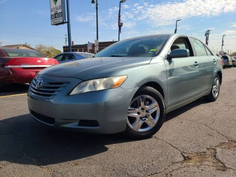 2007 Toyota Camry for sale at Rite Track Auto Sales in Detroit MI