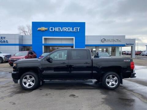 2016 Chevrolet Silverado 1500 for sale at Finley Motors in Finley ND