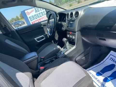 2013 Chevrolet Captiva Sport for sale at Oxnard Auto Brokers in Oxnard CA