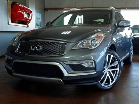 2016 Infiniti QX50 for sale at Motion Auto Sport in North Canton OH