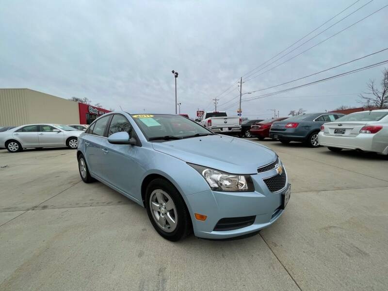 2011 Chevrolet Cruze for sale at Zacatecas Motors Corp in Des Moines IA