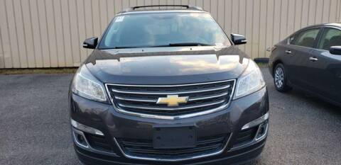 2016 Chevrolet Traverse for sale at Yep Cars in Dothan AL
