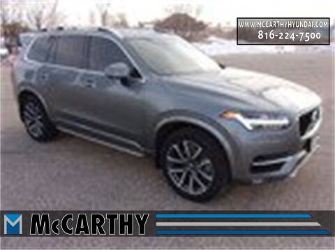 2017 Volvo XC90 for sale at Mr. KC Cars - McCarthy Hyundai in Blue Springs MO