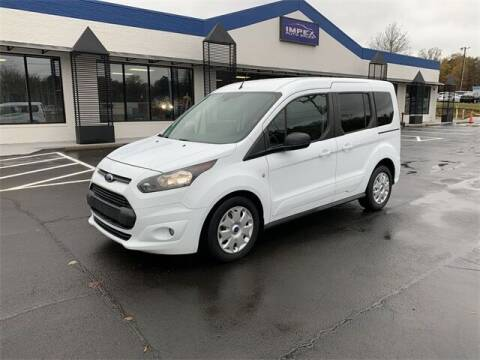 2015 Ford Transit Connect Wagon for sale at Impex Auto Sales in Greensboro NC