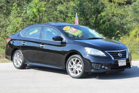 2014 Nissan Sentra for sale at McMinn Motors Inc in Athens TN