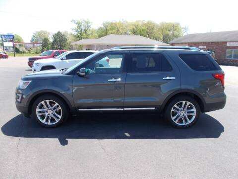 2016 Ford Explorer for sale at West TN Automotive in Dresden TN