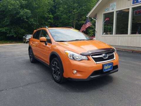 2013 Subaru XV Crosstrek for sale at Fairway Auto Sales in Rochester NH