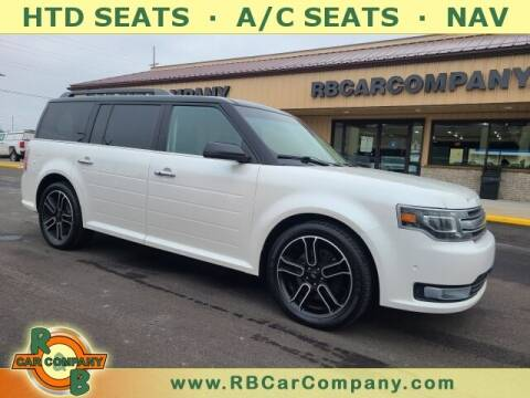 2013 Ford Flex for sale at R & B Car Company in South Bend IN