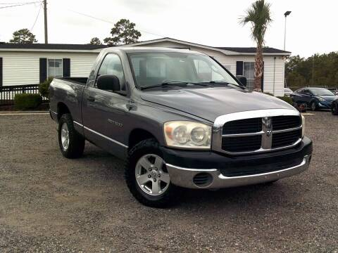 2007 Dodge Ram Pickup 1500 for sale at Let's Go Auto Of Columbia in West Columbia SC