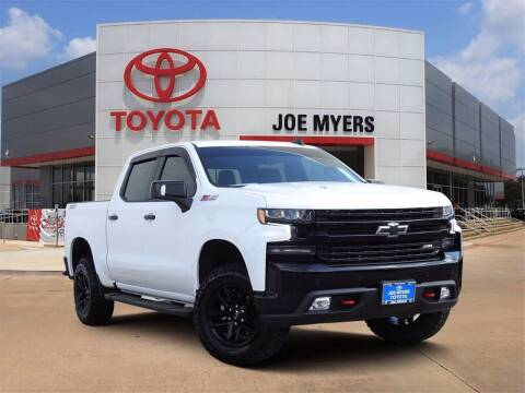 2021 Chevrolet Silverado 1500 for sale at Joe Myers Toyota PreOwned in Houston TX