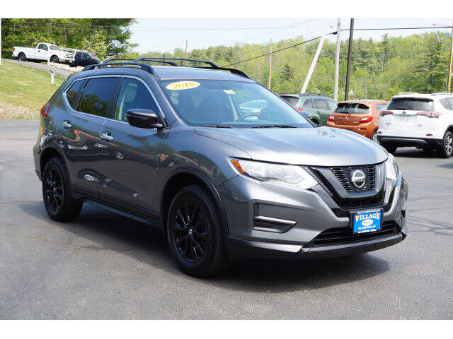 2018 Nissan Rogue for sale at VILLAGE MOTORS in South Berwick ME