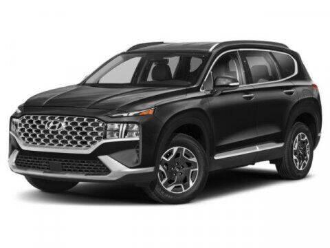 2022 Hyundai Santa Fe Hybrid for sale at City Auto Park in Burlington NJ