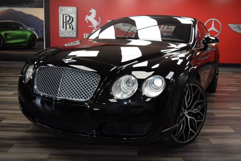2005 Bentley Continental for sale at Icon Exotics in Houston TX