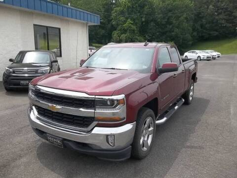 2016 Chevrolet Silverado 1500 for sale at MINK MOTOR SALES INC in Galax VA
