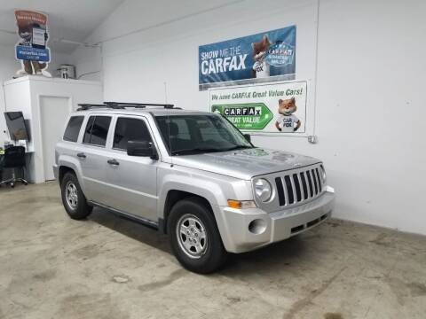 2010 Jeep Patriot for sale at McMinnville Auto Sales LLC in Mcminnville OR